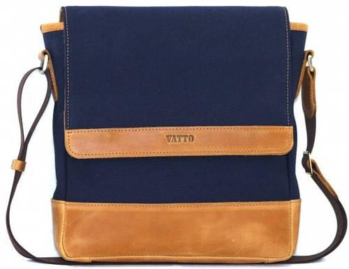 Стильная мужская сумка через плече из текстиля VATTO MТ30 HL2KR190