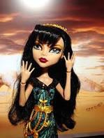 Кукла монстер хай Клео Де Нил из серии Страх Камера Мотор! - Cleo de Nile Frights, Camera, Action!