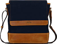 Удобная мужская сумка через плече из текстиля VATTO MТ30 HL4KR190