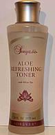 Освежающий тоник, без спирта,  с алоэ и белым чаем, Соня, Форевер, США, Aloe Refreshing Toner, 177 мл