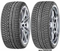 Зимние шины Michelin Pilot Alpin PA4 235/45 R18 98V XL