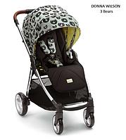 Детская прогулочная коляска Mamas & Papas Armadillo Flip XT Donna Wilson Three Bears 2016