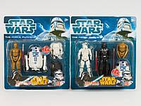 """Набор игровых фигурок """"Супергерои"""" 6603 Star Wars"""
