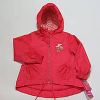 Детская куртка ветровка для девочки Беларусь 104р  116р