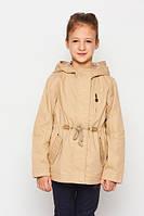 Осенняя куртка-парка для девочки GLO-Story GFY-1020 В