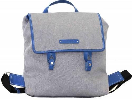 Женский компактный городской рюкзак из натурального хлопка 8 л. Mт26Man07Kaz960
