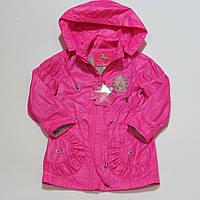 Детская куртка ветровка для девочки 128р-146р