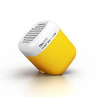 Bluetooth / Блютуз колонка портативная беспроводная KAKKOii Pantone Qb S Spectra Yellow