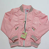 Детская куртка ветровка для девочек Glo-story 116р-146р