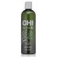 Chi Tea Tree Oil Shampoo Шампунь для Волос с Маслом Чайного Дерева 739мл