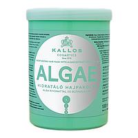 Kallos Калос Kjmn Маска Увлажняющая для Волос Algae 1000мл