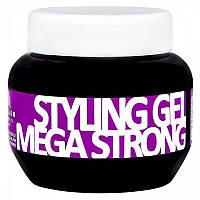Kallos Калос Mega Strong Hold Styling Gel Гель для Волос 275мл