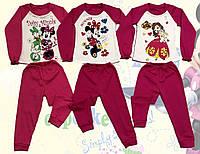 Пижама интерлок для девочки р. 92-98,98-104,104-110,110-116,116-122