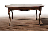Стол обеденный Оливер 2.0, темный орех 1500(+500)*845мм раскладной