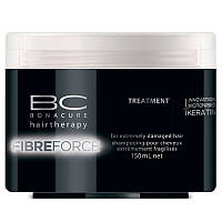 Schwarzkopf Professional Bonacure Fibre Force Fortifier Treatment Маска для волос укрепляющая -150мл
