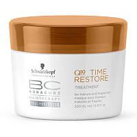 Schwarzkopf Professional Bonacure Restoring Q10 Treatment Маска для волос укрепляющая 200мл