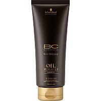 Schwarzkopf Professional BonacureOil Miracle Shampoo Шампунь для волос с аргановым маслом 200мл