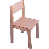 Детский стульчик из дерева КИНД №3 ТМ КИНД (26 см)