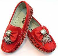 Детские туфли для девочки Lilin