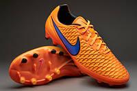 Бутсы  Nike Magista Orden FG Laser Orange 651329-858 Оранжевые найк магиста