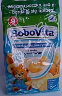 Детская молочно-рисовая каша BoboVita с фруктами с 9 месяцев 350гр (Польша)