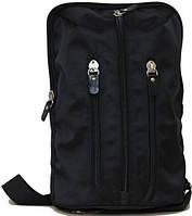 Городской повседневный рюкзак из текстиля 7 л. VATTO Mt27N1, черный