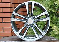 Литые диски R17 5x120, купить литые диски на BMW E81 E82 E87 E88, авто диски БМВ серии 1 3 E90 E91