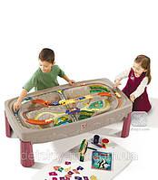 Каньон с Дорогой и столик 2 в 1 Step2 7547