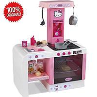 Интерактивная детская кухня Mini Tefal Cheftronic Hello Kitty Smoby 24195