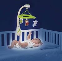 Музыкальный мобиль на кроватку сладкие сны Chicco 2290