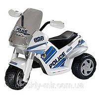Электромобиль Mотоцикл Police Raider Peg Perego Iged0910