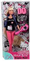 Кукла Steffi Hello Kitty c Длинными Волосами Штеффи Simba 5730839