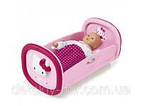 Колыбель для куклы Hello Kitty Smoby 24267