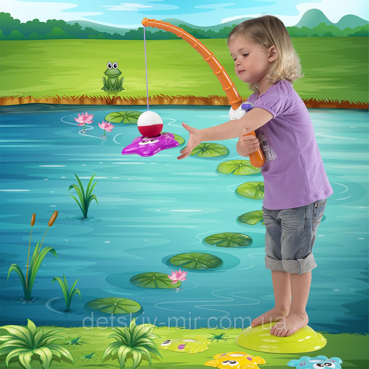 детская рыбная ловля  дать на лапу киев