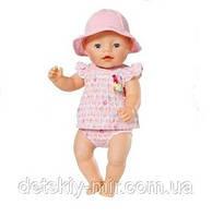 Платье со Шляпой для куклы Baby Born Zapf Creation 819388R