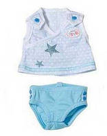 Костюм Нижнего Белья для куклы Ubranko Baby Born Zapf Creation 818077N