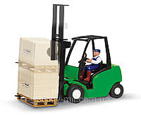 Машинка Автопогрузчик Cargo Master Dickie 3414877Z
