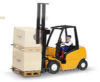 Машинка Автопогрузчик Cargo Master Dickie 3414877H