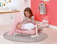 Интерактивная Колыбель для куклы Baby Annabell Zapf Creation 792865