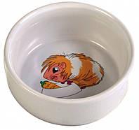Trixie Миска керамическая для грызунов