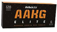 Аргинин AAKG Elite (120 caps)