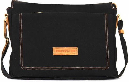 Молодежная практичная вместительная сумка через плече из текстиля VATTO MТ33HL4KR190