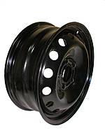 Стальные диски R16 5x114.3, железные диски на Hyundai Santa Fe Tucson, KIA Sportage, Mazda, Mitsubishi Lancer