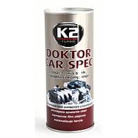 Присадка в моторное масло K2 Doctor Car Spec 443мл