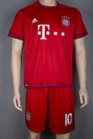 "Футбольная форма 2015-2016 Бавария (Bayern) ""ROBBEN №10"""