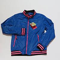 Подростковая  куртка ветровка для девочек Glo-story 152р-170р