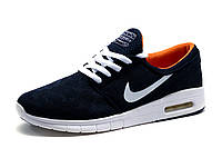 Кроссовки мужские Nike Airmax, темно-синий, р. 41, фото 1