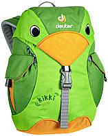 Рюкзак детский Deuter Kikki kiwi/emerald (36093 2206)