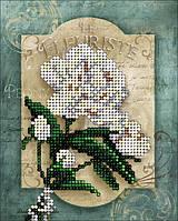 Набор для вышивания бисером Цветы 3. КИТ 30116