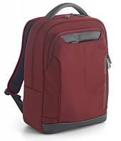"""Качественный городской рюкзак с отделением для ноутбука 15,6"""" 29 л. Roncato Overline 3853/89 т.красный"""
